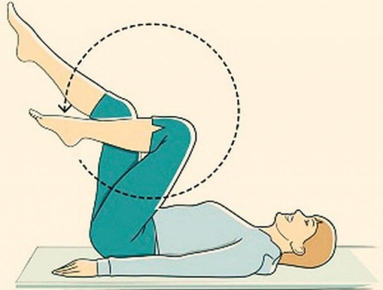 Лечебная физкультура при отеках ног
